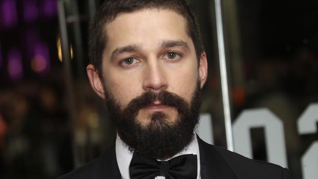 Shia LeBeouf has revealed he is drawn to dark role models because of his dad