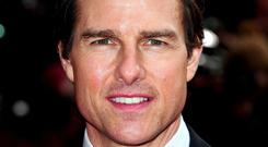 Tom Cruise has filmed a stunt on board a military aeroplane for Mission: Impossible 5