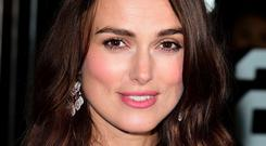 Keira Knightley is open to all kinds of acting roles these days