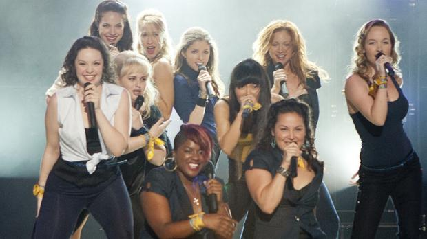 The Barden Bellas are back for Pitch Perfect 2 (PA Photo/Universal Pictures)