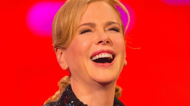 Nicole Kidman says she loves evil villains
