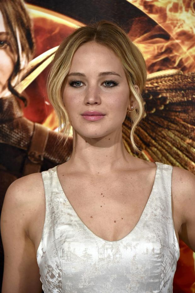American Actress Jennifer Lawrence Leaked From Chan