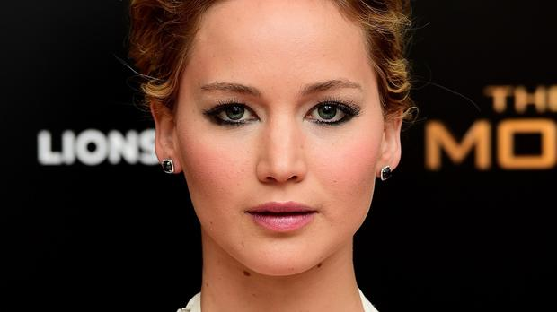 Jennifer Lawrence and some of her Hunger Games co-stars have filmed a short video about the Ebola outbreak