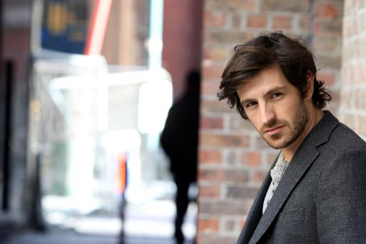 Eoin Macken - Ireland's own Dr 'Mac' Dreamy.