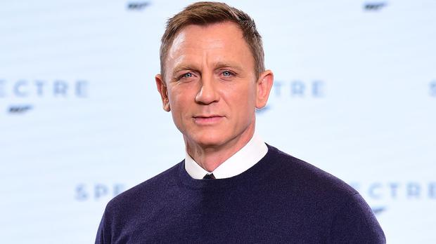 Daniel Craig has been filming his role as James Bond in Spectre