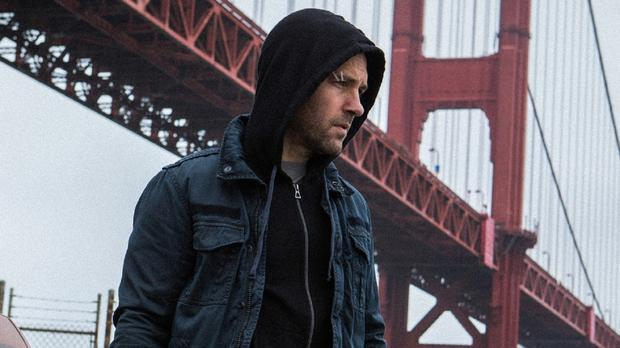 Paul Rudd plays Scott Lang/Ant-Man in Marvel's upcoming film
