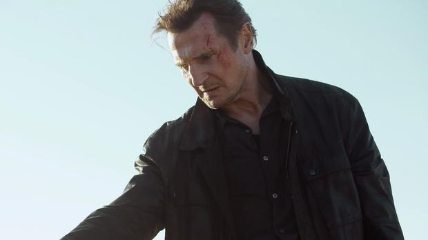 Liam Neeson stars in Taken 3 (Fox UK)