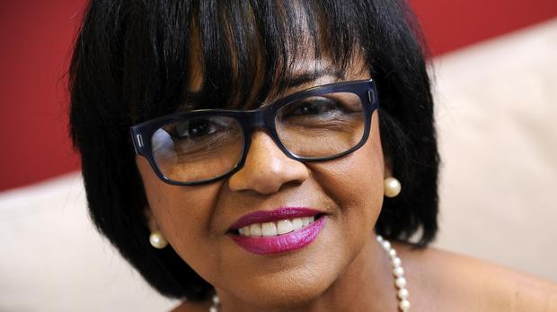 Cheryl Boone Isaacs says the Academy of Motion Picture Arts and Sciences is committed to diversity (Invision/AP)