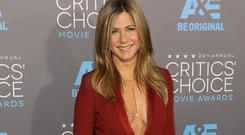 Jennifer Aniston said rivalry rumours between her and Angelina Jolie are untrue