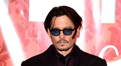 Johnny Depp's Mortdecai has been trounced at the box office by Paddington