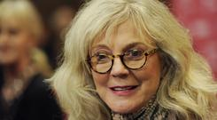 Blythe Danner plays a widow who starts dating again in I'll See You in My Dreams