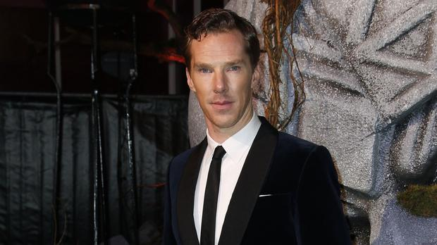 Benedict Cumberbatch once played the part of a saucy French maid