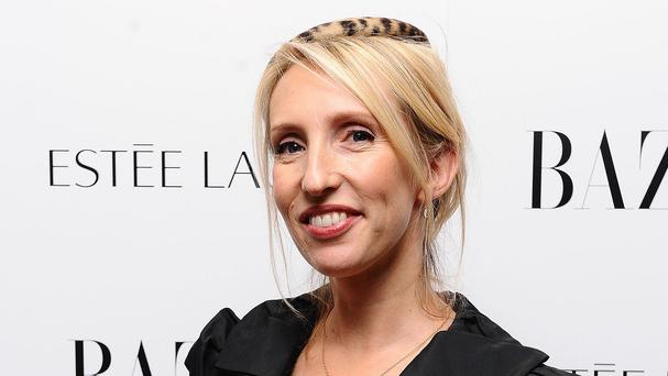 Sam Taylor-Johnson says she and EL James had clashes on the set of Fifty Shades Of Grey