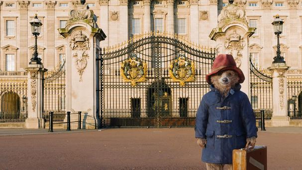 The Paddington movie was made in the UK (Studiocanal)