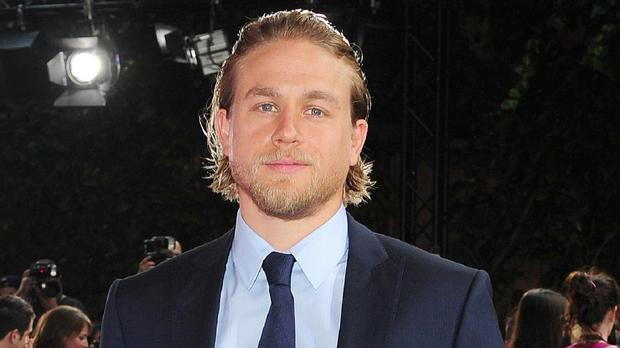 Charlie Hunnam will star in The Lost City Of Z