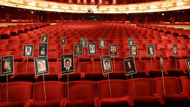The stars will be out for the Baftas