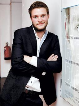 Irish actor Jack Reynor