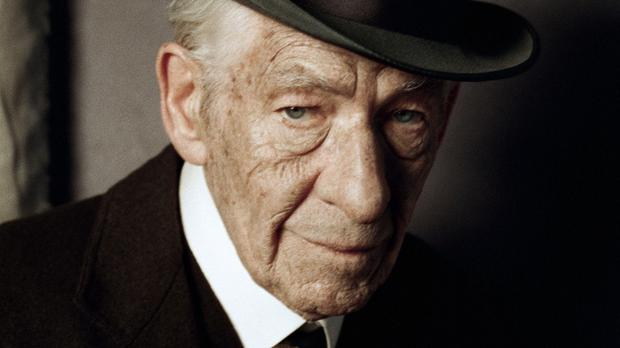 Sir Ian McKellen is Sherlock Holmes at 93 in Mr Holmes (See-Saw Films)