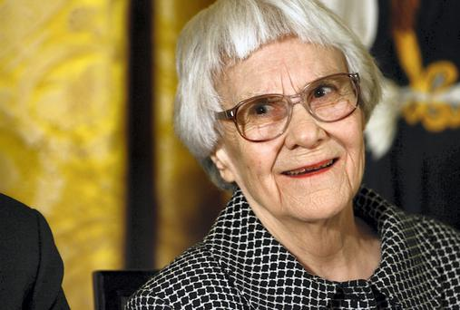 Author Nelle Harper Lee