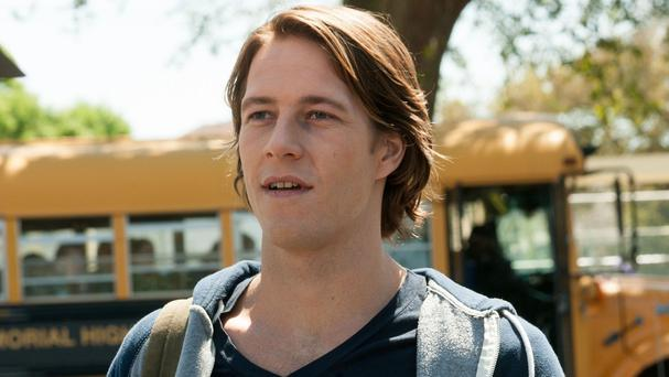 Luke Bracey plays the young Dawson Cole in The Best Of Me