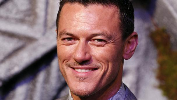 Luke Evans said he'll be up for playing Dracula again