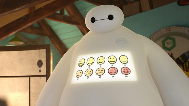 Big Hero 6 has been a hit at the box office