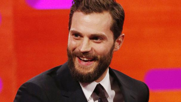 Jamie Dornan wants to avoid the Fifty Shades Of Grey hype