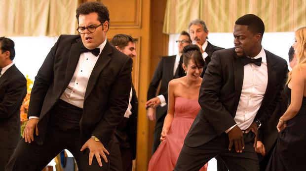 Josh Gad found it tricky to master some of the dance moves in The Wedding Ringer