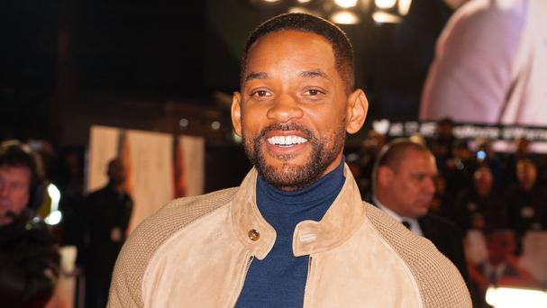Will Smith said he will never feel satisfied with his life and career