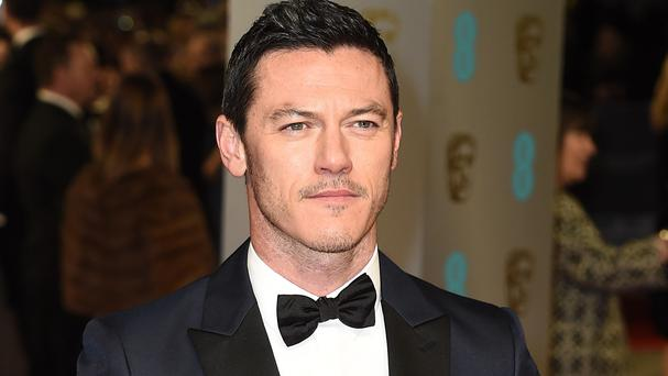 Luke Evans is in negotiations to join Message From The King