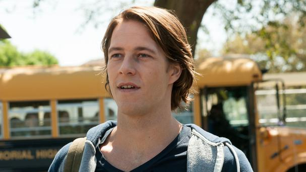 Luke Bracey, who starred in The Best Of Me, plays Johnny Utah in the Point Break remake