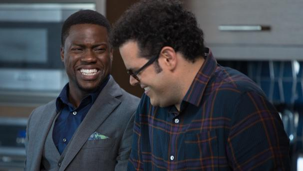 Kevin Hart and Josh Gad star in comedy The Wedding Ringer