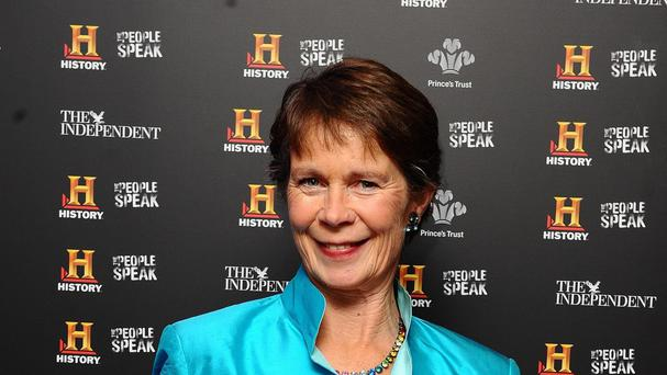 Celia Imrie stars in The Second Best Exotic Marigold Hotel