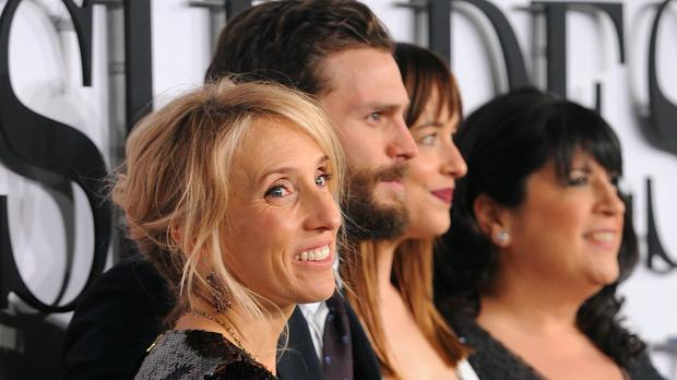 Sam Taylor-Johnson reportedly wants to quit the Fifty Shades of Grey trilogy