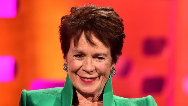 Celia Imrie stars in The Second Best Exotic Marigold Hotel, the follow-up to the surprise hit 2011 movie