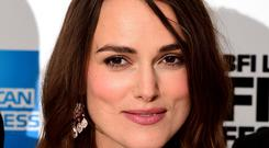 Keira Knightley will hope to win an Academy Award after her nomination for her role in The Imitation Game