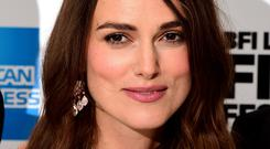 Keira Knightley made her television debut aged eight