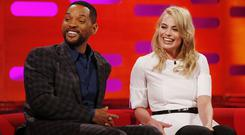 Will Smith and Margot Robbie play a pair of con artists in new film Focus