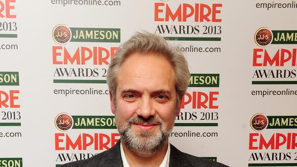 Sam Mendes suggested 007 may be reading to hand in his licence to kill