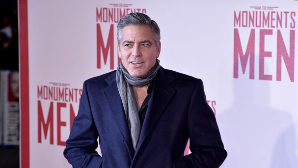 Getting better with age: George Clooney