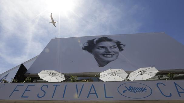 The Cannes Film Festival is getting under way on the Riviera (AP)
