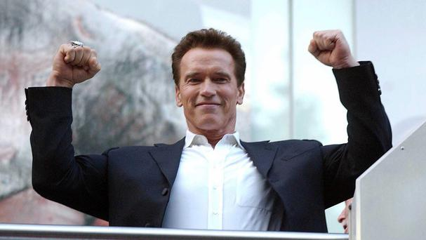 Arnold Schwarzenegger has been promoting new film Terminator Genisys