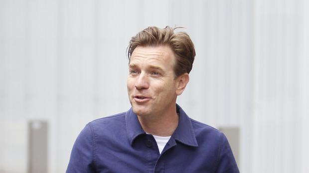 Ewan McGregor is playing Jesus in his new film
