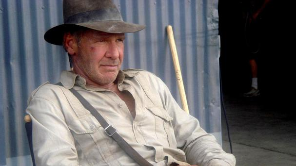 Indiana Jones, played by Harrison Ford, has been named the best film character of all time by readers of Empire magazine (Steven Spielberg/PA)