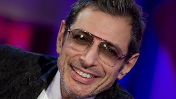 Jeff Goldblum returns to his role of David Levinson in the sequel to Independence Day