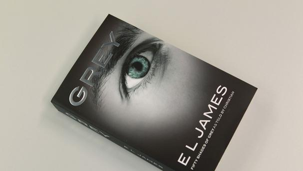 The new book tells the story from the point of view of Christian Grey