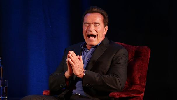 Arnold Schwarzenegger says he is 'honoured' to have kept his title role in the Terminator franchise