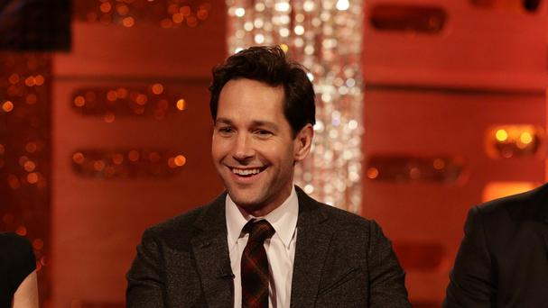 Ant-Man star Paul Rudd says he preferred reading British comics like The Beano