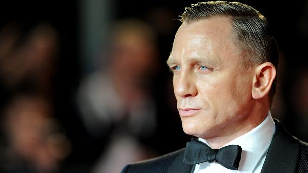 Spectre will mark Daniel Craig's fourth appearance as the suave spy