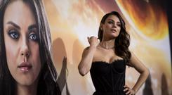 Outspoken: Mila Kunis has strong views on the environment, children's rights and politics.